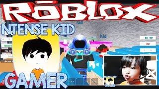 ROBLOX: LIFE IN PARADISE Ntense Kid Gamer | Toddler Gaming