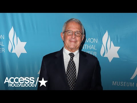 NBCUniversal's Ron Meyer On Receiving The Simon Wiesenthal Center's Humanitarian Award