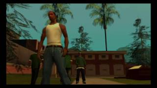 Gta San Andreas PS4 Gameplay ITA (1)