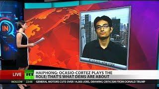 Ocasio-Cortez is a Progressive Fraud