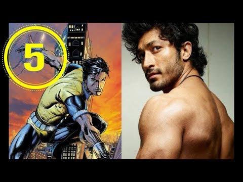 Top 5 Actors Who Can Play Super Commando Dhruv II SuperBoy Ted II