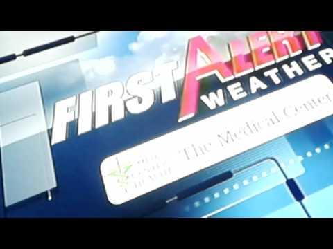 WBKO AM Kentucky Chris Allen Weather 7/31/17.