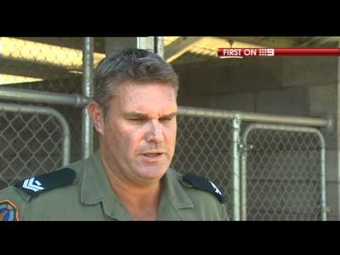 Territory Police Drug Dogs (14/9/2011)
