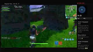 Biggest bot plays solid gold (fortnite)