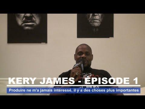 Kery James - Produire ne m'a jamais intéressé, il y a des choses plus importantes