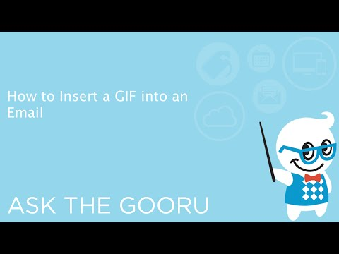 How to insert a GIF Into an email in Gmail