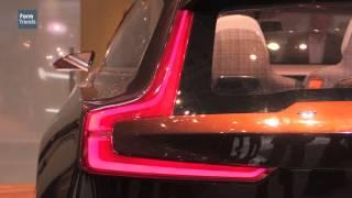 Volvo Estate Concept 2014 Videos