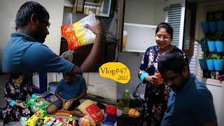 Vlog#47 | Finally Grocery Shopping After Lockdown | shrutiianand | Hindi Vlog |