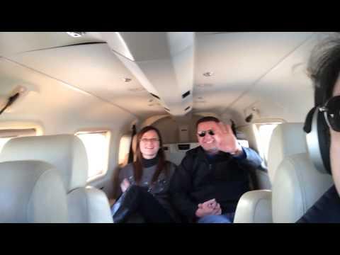 Piper Saratoga flying to Lake Charles LA