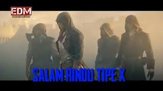Gambar cover ANIMASI PERANG VERSI SALAM RINDU TIPE X (OFFICIAL MUSIC VIDIO)