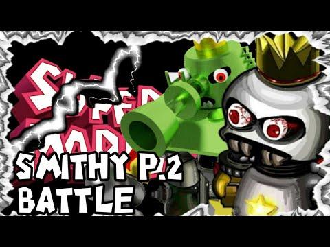 Final Battle [Phase 2] (VS. Smithy) - Super Mario RPG (SNES,Remix) Mashup