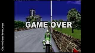 Classic Game Room - MANX TT SUPERBIKE review for Sega Saturn