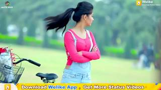 Mera Tu Hi Hai Bas Yaara | Cute Crush Love Story | Hit Song | SAKHIYAN | TikTok Famous Song 2019