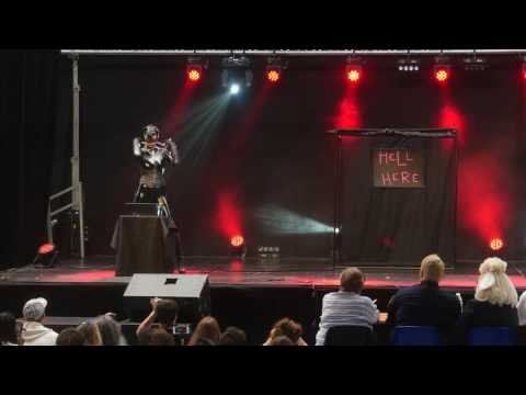 related image - Festival Mangalaxy 2016 - Concours Cosplay Dimanche - 02 - Catwoman