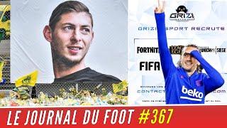 VIDEO: Emiliano SALA, 1 an déjà... Antoine GRIEZMANN recrute pour sa team eSport