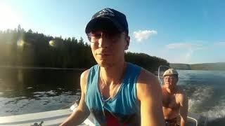 Рыбалка п.Седаново,  р.Ангара