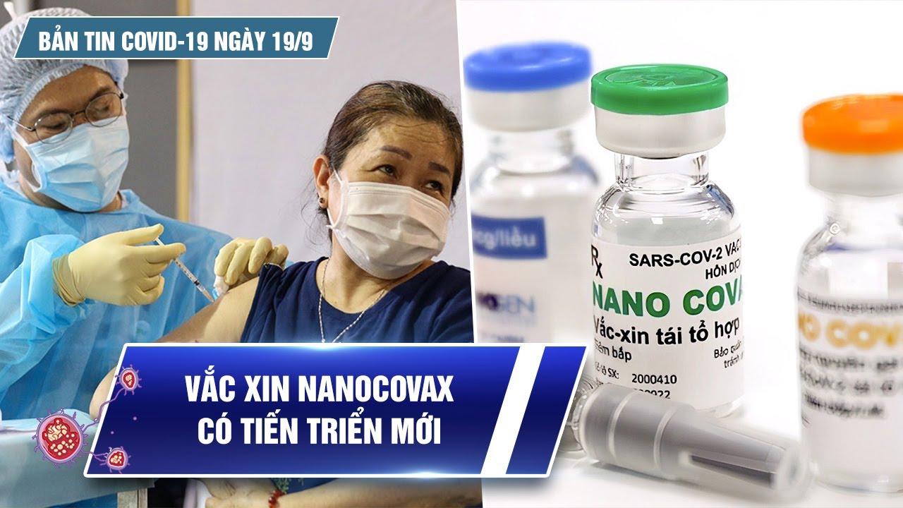 Download Bản tin Covid-19 ngày 19.9: Cả nước 10.040 ca mới   Phân bổ thêm 8 triệu liều vắc xin Sinopharm