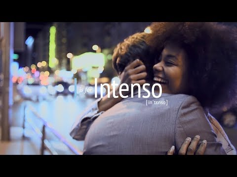 I is for 'Intenso': Baci Perugina's Italian Dictionary of Love and Affection