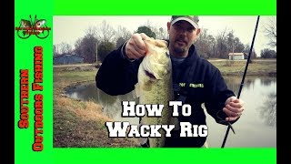 My Secret Early Spring Big Bass Bait/Technique and How to Fish It