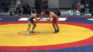 Yarygin 66kg Adam Batirov vs Anvar Kinchukov