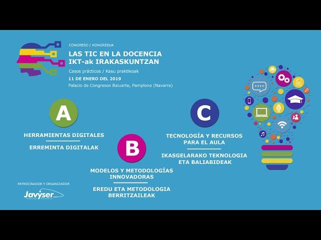 Presentación de la 3ª edición del Congreso TIC y Docencia