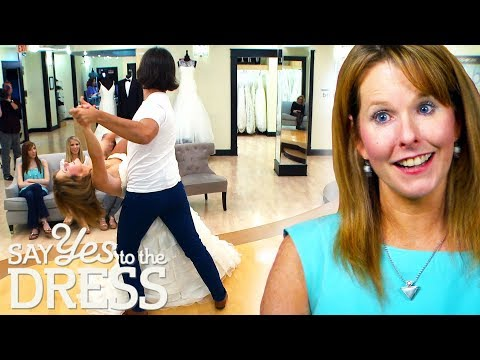Bride Wants A Dress That She Can Cha Cha In! | Say Yes To The Dress Atlanta