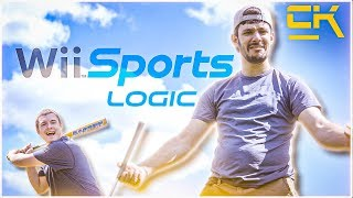 Wii Sports Logic In Real Life thumbnail