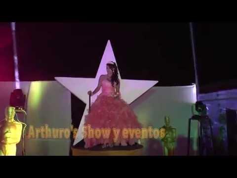 15 AÑOS TEMATICO HOLLYWOOD - AREQUIPA - KINO