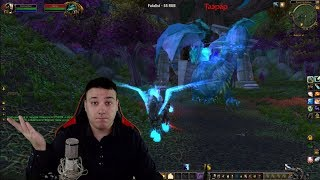 World of Warcraft Legion. - Азерот в Full HD