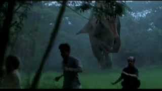 Jurassic Park 3 Music Video - Falling in the Black by Skillet