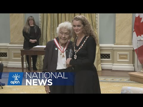A look at the recent Order of Canada recipient | APTN News