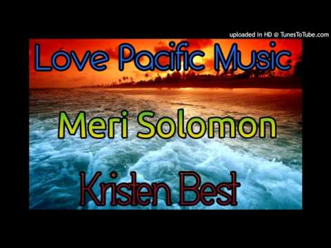 Meri Solomon (Pacific Music 2015)