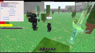 Roblox-Lost Souls RPG Arkiegh, Mater of Darkness In Orc Village!!