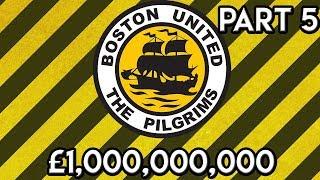 FM18 Experiment: What If A Non-League Team had £1,000,000,000? PART 5