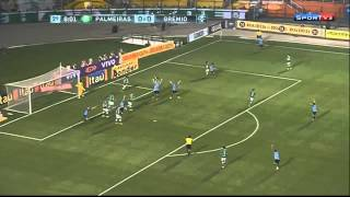 Jorge Valdivia vs Gremio
