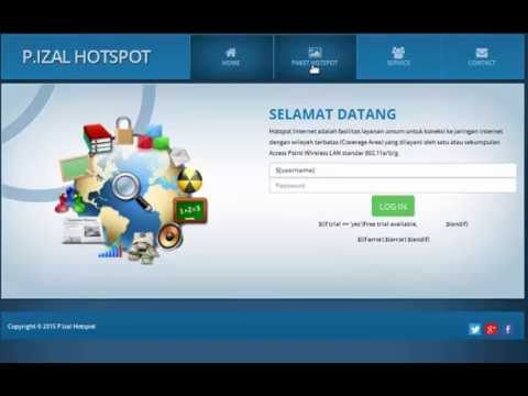 Mikrotik hotspot template blue glossie 01 youtube mikrotik hotspot template blue glossie 01 pronofoot35fo Image collections