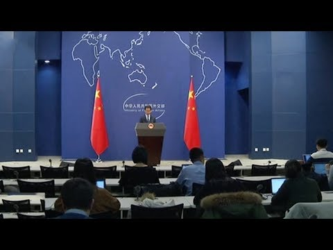 Foreign Ministry: China has no intention of interfering in Australia's internal affairs