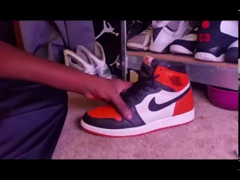 How to clean ANY jordans