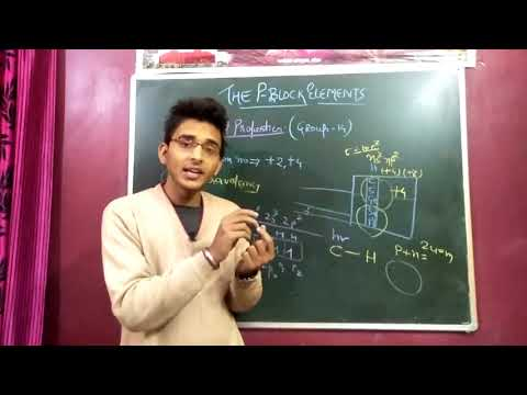 CLASS 11TH:CARBON FAMILY -2 [THE P BLOCK ELEMENT]