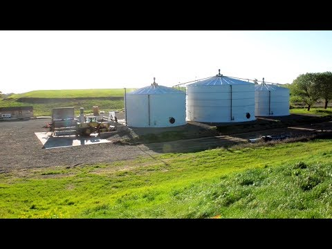 Biodigester Turns Waste into Campus Energy at UC Davis