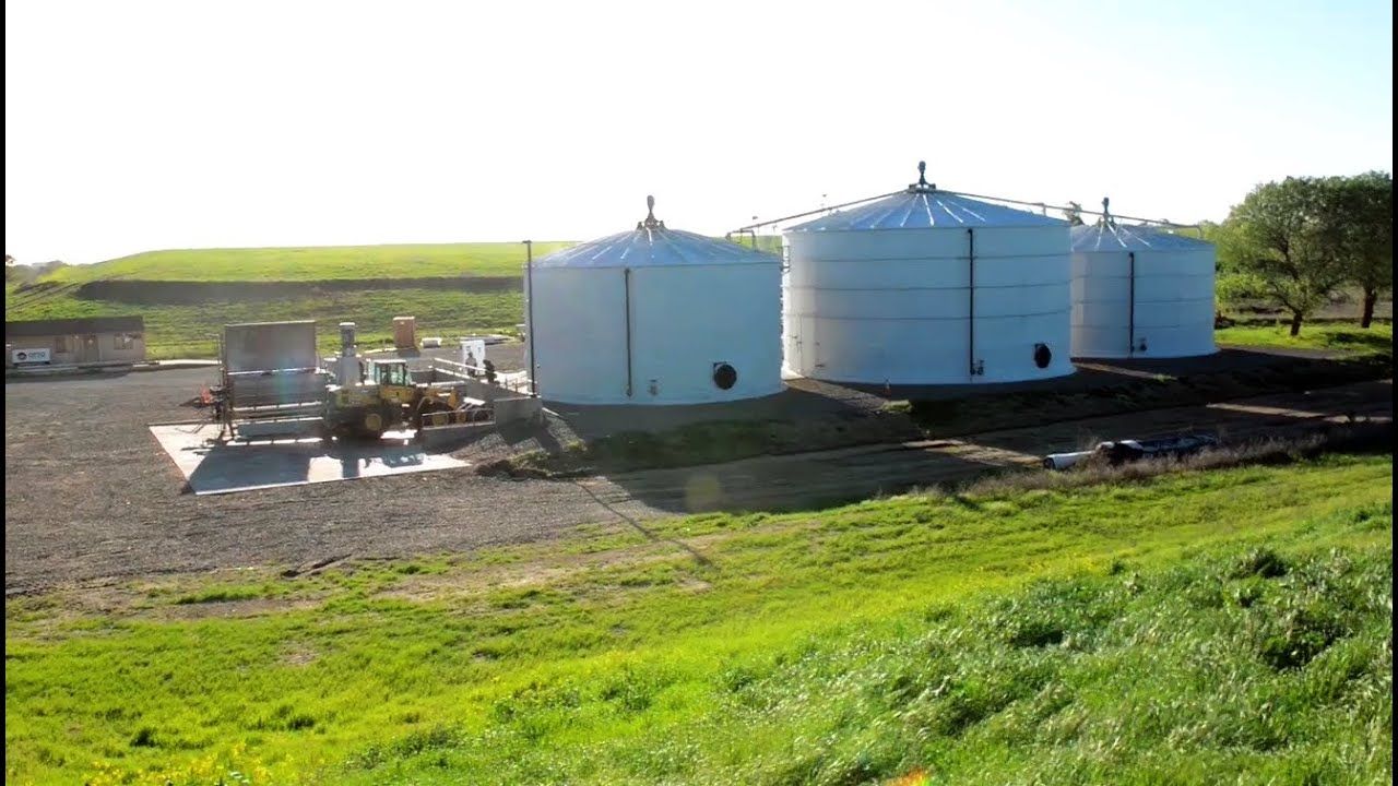 Biodigester Turns Waste into Campus Energy at UC Davis ...