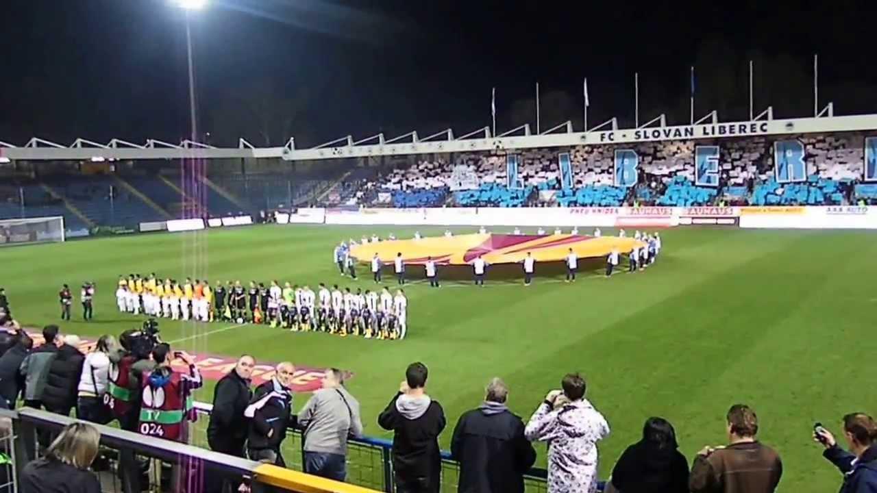 FC Slovan Liberec | Fotogalerie  |Fcsb-slovan Liberec