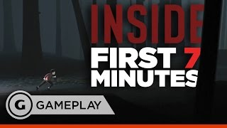 First 7 Minutes of INSIDE Gameplay