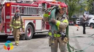 FortisBC hosts training session for local first responders