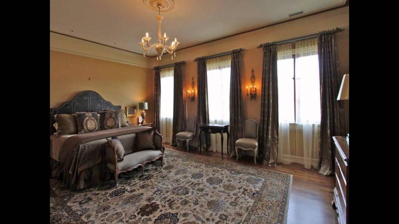 Bedroom Window Treatments | Window Treatments For Bedroom - YouTube