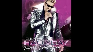 Medley rhythm'n'blues Johnny Hallyday 2003 + paroles