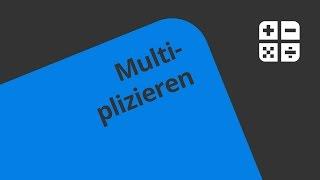 Übungsbeispiel: Multiplizieren bis 1 Million mit einstelliger Zahl   Mathematik