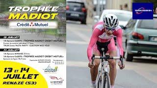 Trophée Madiot Renazé Clm  2016 Louka Pagnier  !