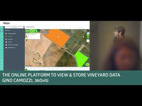 Sonoma 2018 - Gino Camozzi - The online platform to store & view vineyard data