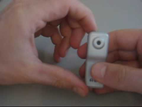 Micro Camcorder - The SMALLEST Video Recorder